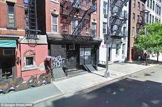 Triangle-Social-Club, New-York, Greenwich-Village, Mob-Hangout, Mob, Mafia