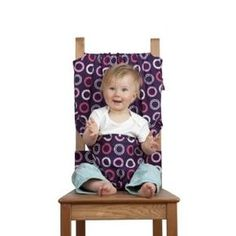 mobile totseat attach to any chair!