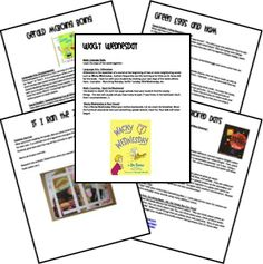 More Dr. Seuss Lesson Plans including   -  Pinned by @PediaStaff – Please Visit ht.ly/63sNt for all our pediatric therapy pins