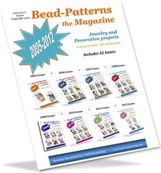 Bead-Patterns the Magazine - Up to 60% off SALE at Sova-Enterprises.com!
