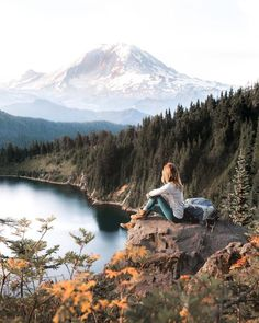 PNW Hike Inspiration // Trail near Mount Rainier National Park. PNW Hike Inspiration // Trail near Mount Rainier National Park. The post PNW Hike Inspiration // Trail near Mount Rainier National Park. appeared first on Pink Unicorn. Parc National, National Parks, National Forest, Adventure Awaits, Adventure Travel, Adventure Photos, Nature Adventure, Beautiful World, Beautiful Places