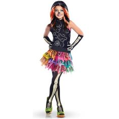 Bonplan Halloween déguisement http://www.baiskadreams.com -15% code HAPPYHALLOWEEN2 dès 35 € d'achat monster high, fêtes