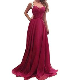 Vakind® Sexy Women Off Shoulder Strapless Evening Party Gown Maxi Dress (S=US6) Vakind http://www.amazon.com/dp/B00R7L9VV4/ref=cm_sw_r_pi_dp_5do6ub0WAGQWT