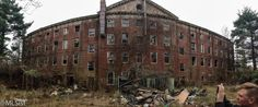 Abandoned D.C.: Inside The Ruins Of The Forest Haven Asylum