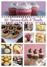 20 Spring Eats and Treats