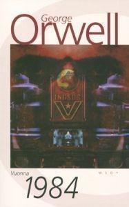 Finnish Edition of 1984.  Published by WSOY in 2008.  // See more from digital hoarder Monsieur EZ~Beat! @  https://www.pinterest.com/MonsieurEZBeat/©
