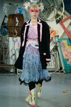 Meadham Kirchhoff Spring 2015 Ready-to-Wear - Collection - Gallery - Style.com