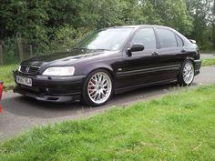 Honda Civic V Fastback Tuning 1995 - 1999 Voiture Honda Civic, Honda Accord, City, Vehicles, Sweet, Candy, Cities, Car, Vehicle