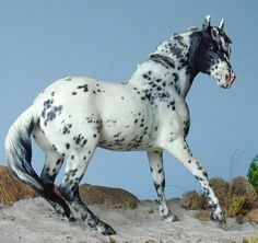 """Visit the """"Equine Resin Directory"""" site if you want to pass some time looking at beautifully painted resin or customized model horses."""