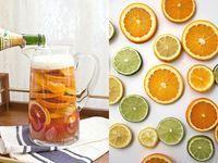 Blood Orange Sangria YUM