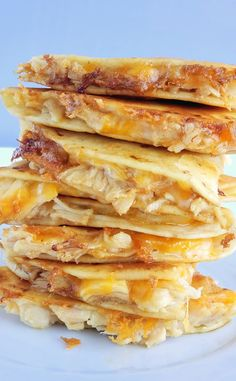 Three Easy Meals You Can Make With Canned Chicken Chicken Recipes For One, Canned Chicken Salad Recipe, Quesadillas, Tostadas, Enchiladas, Burritos, Canned Meat, Pita, Wrap Recipes