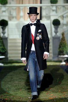 Dsquared2 Fall 2006 Menswear Fashion Show