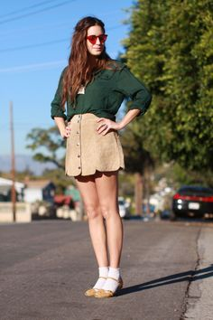 For your eyes only fashion What To Wear Today, How To Wear, Daytime Dresses, Blouse And Skirt, Only Fashion, Material Girls, Spring Fashion, How To Look Better, Street Style
