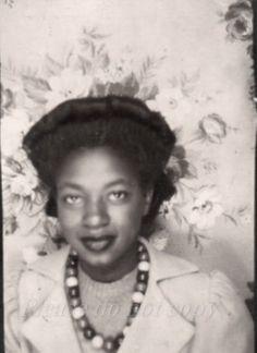 Vintage Photobooth Photo