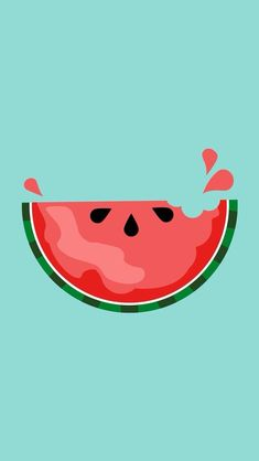 Imagem de wallpaper, background, and watermelon Screen Wallpaper, Cool Wallpaper, Pattern Wallpaper, Trendy Wallpaper, Vintage Wallpaper Patterns, Wallpaper Ideas, Drawing Clipart, Art Clipart, Wallpapers Android