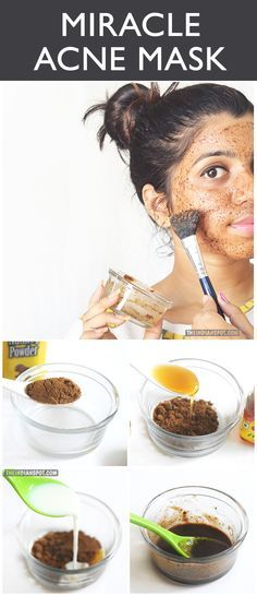 Also add brown sugar and cinnamon for a scrub - suggested to me by an aesthetician at a resort in Panama.