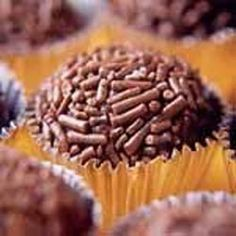 Brigadeiros are OMG good! I just made my first batch tonight and I am having a difficult time staying away from the platter!