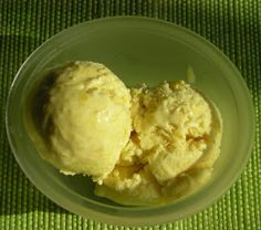 La Gringa's Fresh Pineapple Ice Cream Recipe | La Gringa's Blogicito My most popular recipe and totally developed by me!