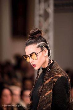 Fashion Week In 24 Best GlassesEyeglassesEyewear 2018Eye Images FK13TlcJ