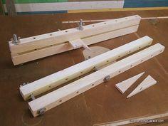 Sargentos de barra largos de carpintería fáciles de hacer                                                                                                                                                      Más