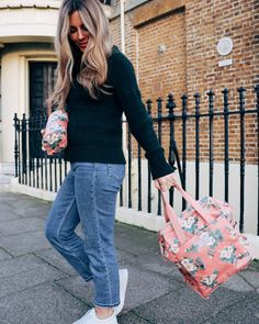"""Cath Kidston on Instagram: """"Swing into the promise of spring. 🌷✨ Get 20% off when you spend £40 and 25% off WYS £60 #CathKidston #theLeap"""" 20 Off, Cath Kidston, Madewell, Capri Pants, Bell Sleeve Top, Spring, Style, Instagram, Photos"""