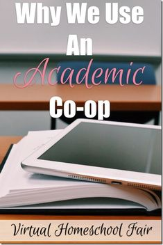 Why we use an academic co-op in our homeschool