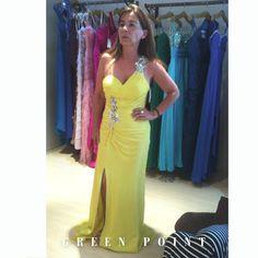 vestido amarillo, vestido de fiesta, vestido de invitada, vestido formal, vestido matrimonio, vestido fiesta, vestido gala, vestidos chile, vestido madrina, boutique green point