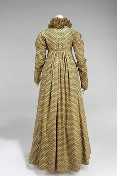 1815 Dress | American | The Metropolitan Museum of Art