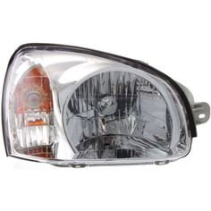 2003-2004 Hyundai Santa Fe Head Light RH, Assembly