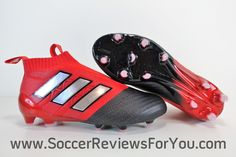 87dbd8277 To see more pictures and video of the New JR adidas ACE 17+ PURECONTROL  boots with discount coupon codes click the link above. Soccer Reviews For  YouAdidas ...