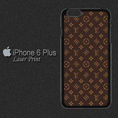 Iphone 6 Plus Case, Louis Vuitton Monogram, Creative Design, Product Description, Phone Cases, Wallet, 6 Case, Brown, Hong Kong