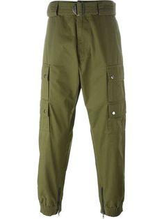 DIESEL 'P-Sly' Trousers. #diesel #cloth #trousers