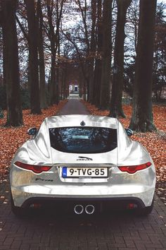 fullthrottleauto: Jaguar F-Type Coupe (by Bas Fransen Photography) (