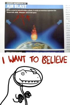 Want to believe