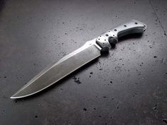 Custom Sub Hilt Knife 124