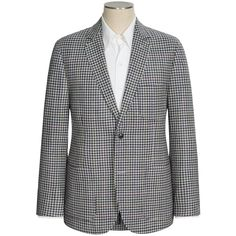 Flynt Blaine Houndstooth Sport Coat - Wool (For Men) - Save 47%