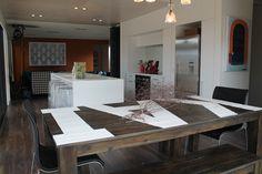 Orange Team Kitchen - Mitre 10 Dream home 2013