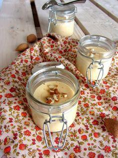 Tomate sans graines - Cuisine bio et green attitude !: Mousse au caramel {sans oeufs, sans gélatine... mais avec de la crème et de l'agar-agar ^^}