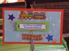 Tarjetas infantiles para niños