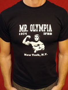 5a2aa4544f3775 Arnold Schwarzenegger t-shirt vintage style mr olympia jersey shirt 01b  Jersey Shirt
