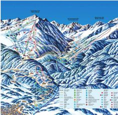 Saas Fee piste map Ski maps Pinterest Saas fee