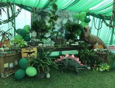 JDL Design and Event Planning's Birthday / Jurassic World / Dinosaurs - Jurassic World, Noah's Kingdom at Catch My Party