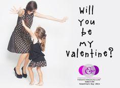 The Matching Dots Valentine's Day 2014 #kids #fashion #matchers #matching #outfits #mommyandme #matchy-match #designer dresses #stylish #girls www.thematchingdots.com