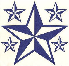 has meaning to me. Sailor Tattoos, Star Tattoos, Sleeve Tattoos, Cool Tattoos, Nautical Quilt, Nautical Star, Star Tattoo Designs, Star Designs, Mayan Tattoos
