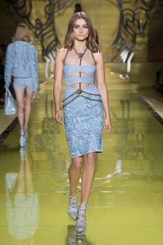 Blue dress ! I like it ! :)