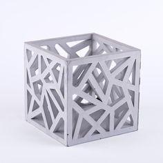 Ażur - beton architektoniczny - Projekt-B25 - Latarenki