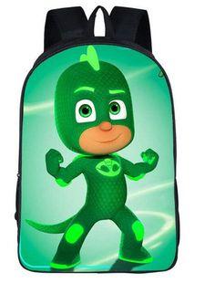 Cartoon Pjmask Kids School Backpack For Boys And Girls children Cute School Bags For kindergarten mochilas escolares rucksacks