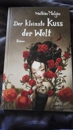 Der kleine Kuss der Welt von Mathias Malzieu erscheint heute bei Carl's Books Verlag