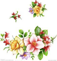 手繪 花朵 - Google'da Ara