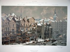 Medieval Paris Before Baron Haussmann's Transformation - Page 20 - SkyscraperCity
